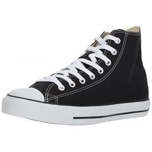 Converse Chuck Taylor All Star Core Hi, Baskets mode mixte adulte - Noir, 35 EU