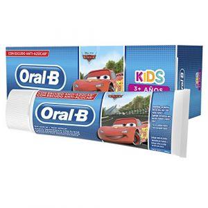Oral-B Kids Frozen Pâte Dentifrice 3+ 75 ml - Lot de 6