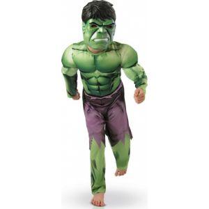 Rubie's Déguisement luxe Hulk Avengers garçon