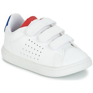 Le Coq Sportif Chaussures enfant COURTSET INF blanc - Taille 21,22,23,24,25,26,27,24 / 25