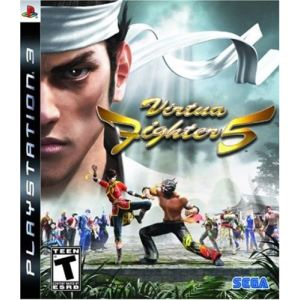 Virtua Fighter 5 [PS3]