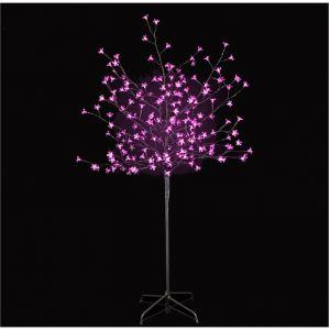 Arbre lumineux Fleurs de Prunus 200 Led - Rose