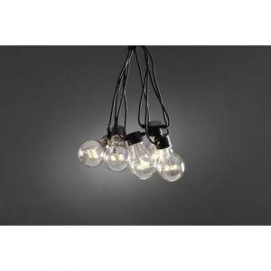 Konstsmide Guirlande lumineuse LED Transparent 9,5 m