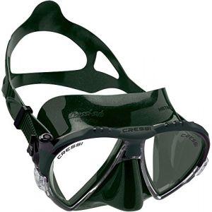 Cressi Sub S.p.A. Matrix Masque de plongée Vert