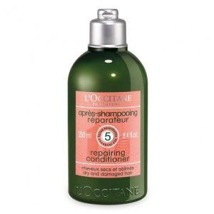 L'Occitane en Provence Aromachologie - Après-shampooing réparateur cheveux secs et abîmés - 500 ml