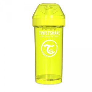 Twistshake Gobelet infuseur de fruit 360 ml