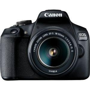 Canon EOS 2000D (avec objectif 18-55mm)