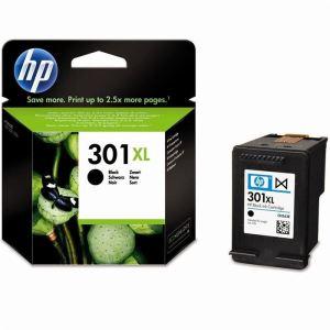 HP CH563EE - Cartouche d'encre n°301XL noire