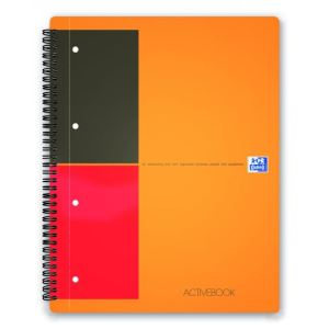 Oxford Cahier Active Book 160 pages 24 x 29,7 cm