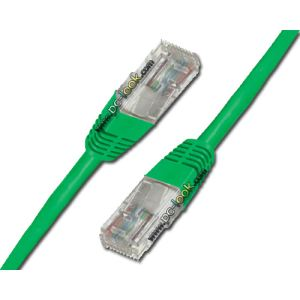 Sharkoon Câble réseau UTP Cat.5e droit 0,5 m