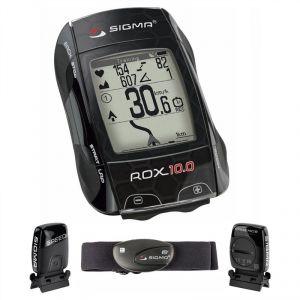Sigma Set somplet Rox 10.0 Basic - Compteur GPS pour vélo