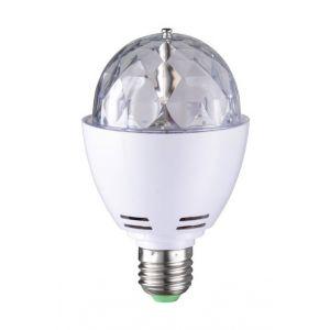 Millumine Ampoule DISCO LED Kaleïdo E27 3 W RGB rotative