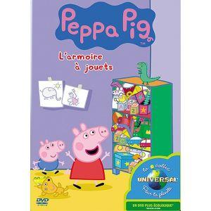 Peppa Pig - Volume 6 : L'Armoire à jouets