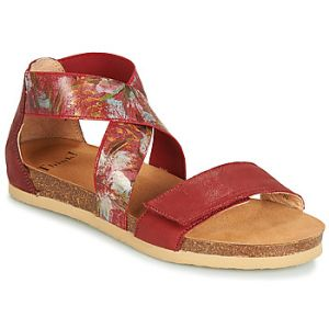 Think Sandales DUMO rouge - Taille 37,39