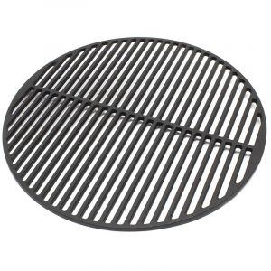 wiltec 51516  - Grille en fonte ronde pour barbecue 54,5 cm