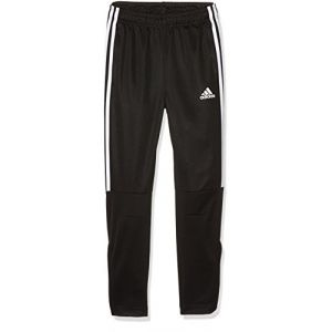 Adidas Tiro 3-Stripes Pantalon Garçon, Black/White, FR : S (Taille Fabricant : 116)