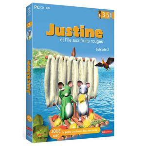 Justine et l'île aux fruits rouges [Mac OS, Windows]
