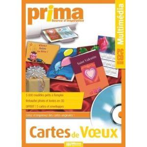 Cartes de voeux Prima [Windows]