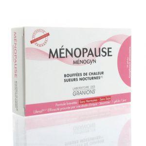 Image de EA Pharma Granions Ménopause 28 gélules