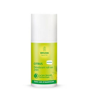 Weleda Citrus - Déodorant roll-on 24h