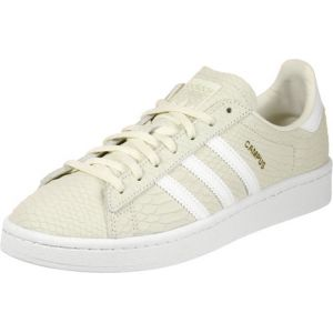 Adidas Baskets basses Campus Blanc Originals