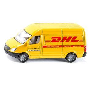 Siku 1085 - Véhicule sans piles - Camionnette postale - 1,64 ème