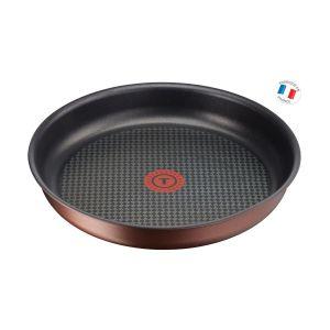 Tefal L6750603 Poêle 28 cm INGENIO ECO-RESPECT - Tous feux dont induction - Poignée vendue séparément