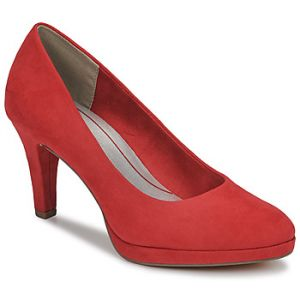 Marco Tozzi Chaussures escarpins TOIRME rouge - Taille 37