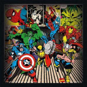 Tableau Marvel Avengers Comparer 31 Offres
