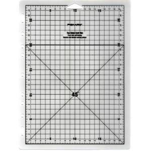 Fiskars Tapis de découpe pour ShapeCutter, 23 x 30 cm A4, Auto-cicatrisant, Résistant aux coupures, 1003847