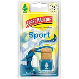 Arbre Magique Desodorisant BOTTLE Sport Parfum rafraichissant