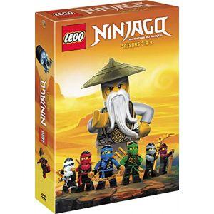 Lego Ninjago, Les maîtres du Spinjitzu-Saisons 3 à 9 [DVD]