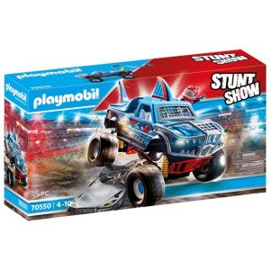 Playmobil Stuntshow monster truck 70550