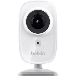 Belkin F7D7602as - Webcam Netcam HD 720p avec micro intégré WiFi