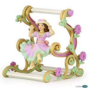 Papo 39097 - Figurine princesse à la balancelle