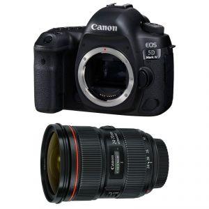 Canon EOS 5D Mark IV (avec objectif 24-70mm)