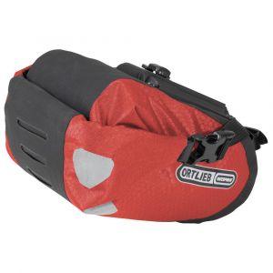Ortlieb Sacoche de selle Saddle-Bag Two - 1,6L - Rouge-Noir
