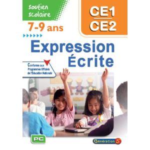 Expression écrite CE1 / CE2 [PC]