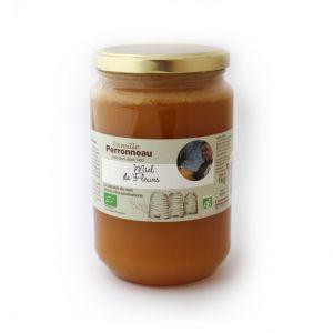 Miel bio de fleurs sauvages en pot de 1 kg