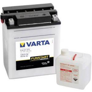 VidaXL Batterie Moto Varta 12v Yb14l-A2