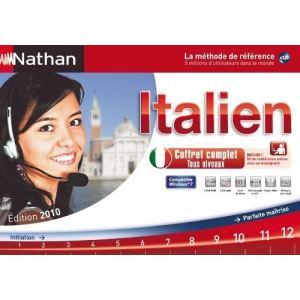 Coffret complet Italien 2010 [Windows]
