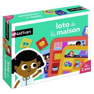 Nathan Loto de la maison
