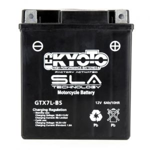 Kyoto Batterie Moto Ytx7l-bs