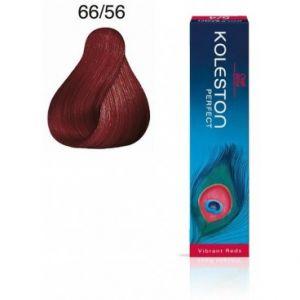 Wella Koleston Perfect Vibrant Reds 66.56 Blond foncé acajou violet intense