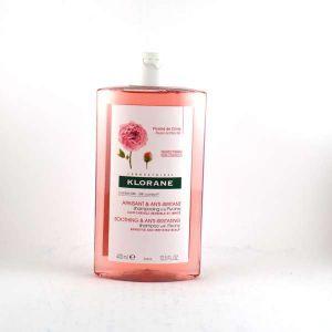 Klorane Shampoing Apaisant & Anti-Irritant à la Pivoine - 400 ml