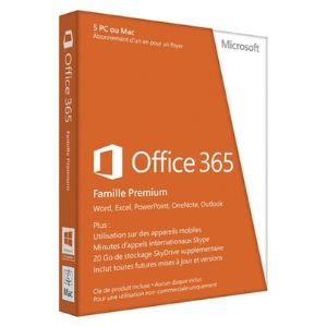 Office 365 Home Premium pour Windows