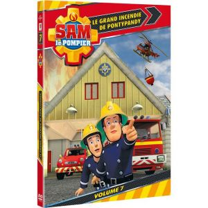 Sam le Pompier - Volume 7 : Le grand incendie de PontyPandy