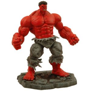Toy Zany Marvel Select Red Hulk 18 cm