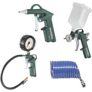 Metabo Kit d'outils à air comprimé Kit LPZ 4 601585000