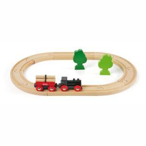 Brio Petit circuit de train en forêt